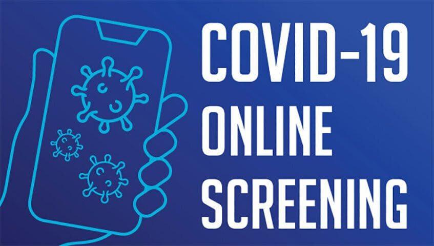 covid19 online screening